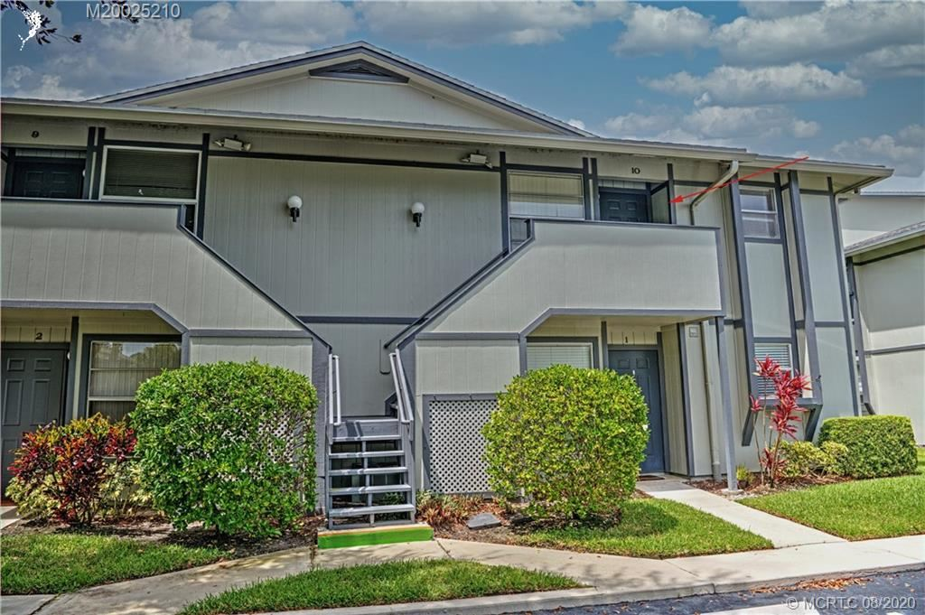 8291 SE Croft Circle #M-10, Hobe Sound, FL 33455 - #: M20025210