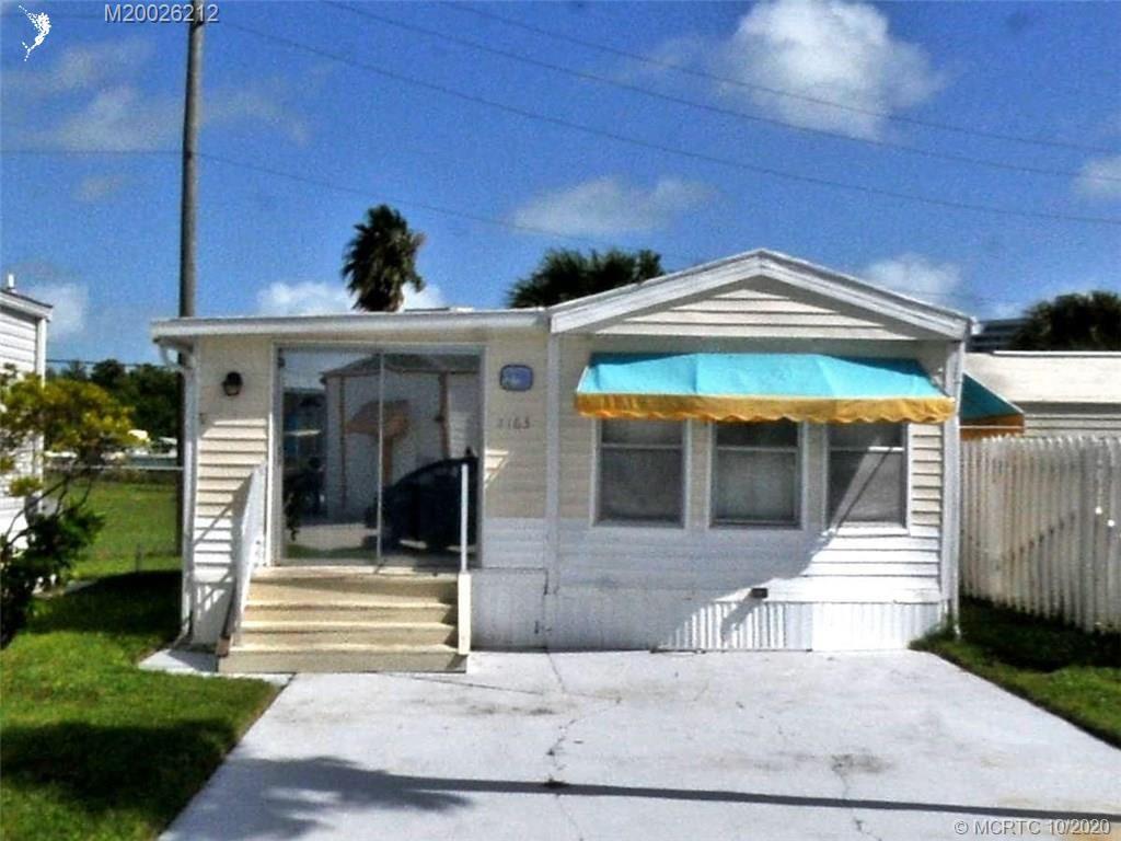 2163 Nettles Boulevard, Jensen Beach, FL 34957 - #: M20026212