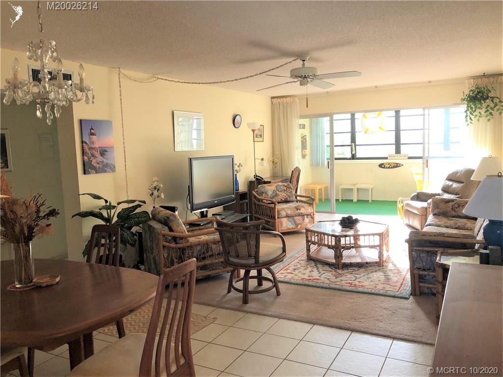 1280 NE 14th Court #L15, Jensen Beach, FL 34957 - #: M20026214