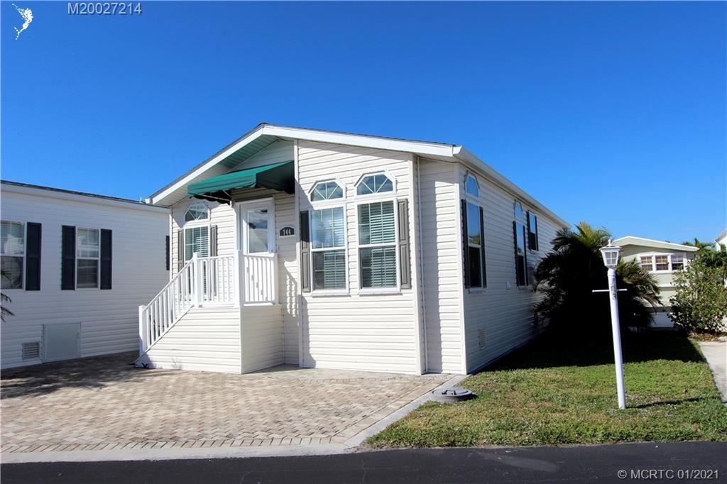 10701 S Ocean Drive #744, Jensen Beach, FL 34957 - MLS#: M20027214