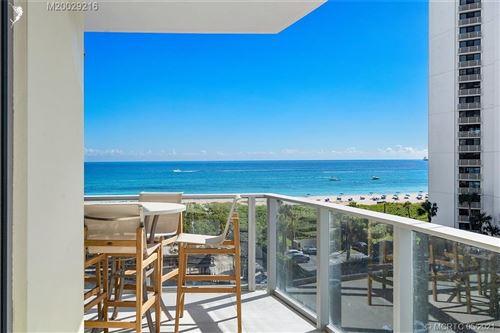 Photo of 3100 N Ocean Drive #P-1805, Singer Island, FL 33404 (MLS # M20029216)