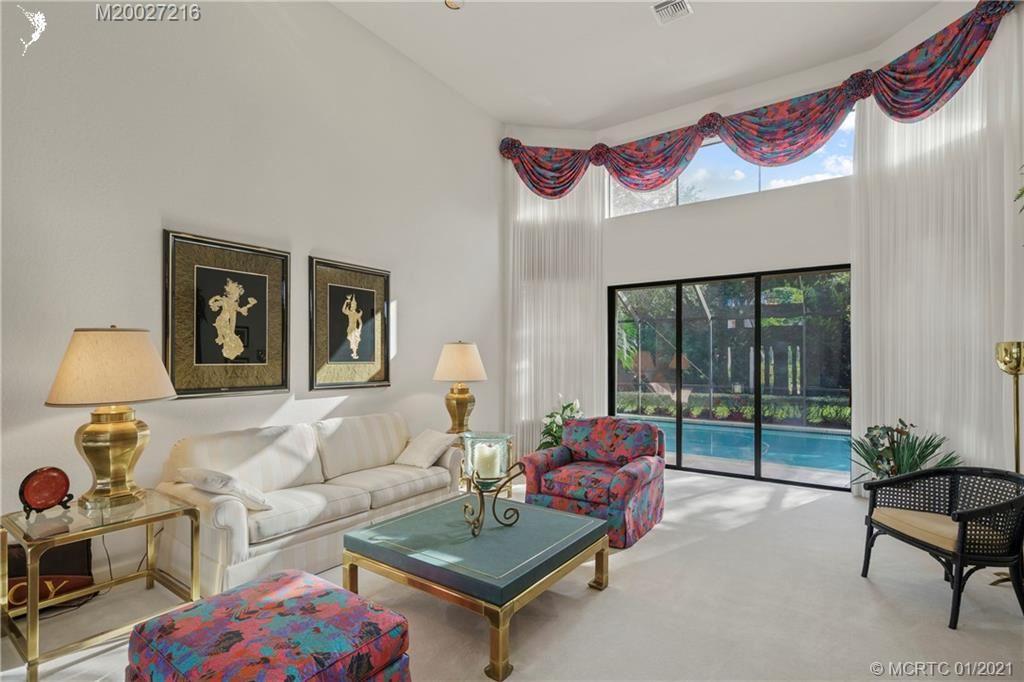 709 NW Winters Creek Road, Palm City, FL 34990 - #: M20027216