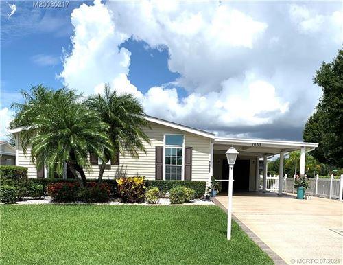 Photo of 7653 Mcclintock Way, Port Saint Lucie, FL 34952 (MLS # M20030217)