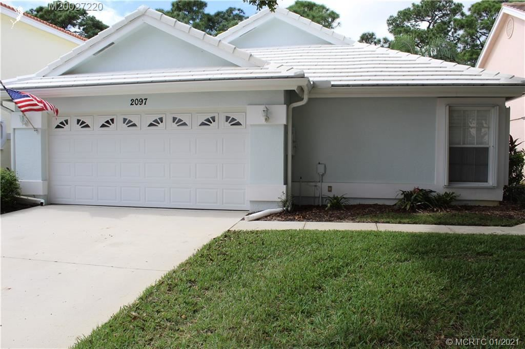 2097 SW Olympic Club Terrace, Palm City, FL 34990 - MLS#: M20027220