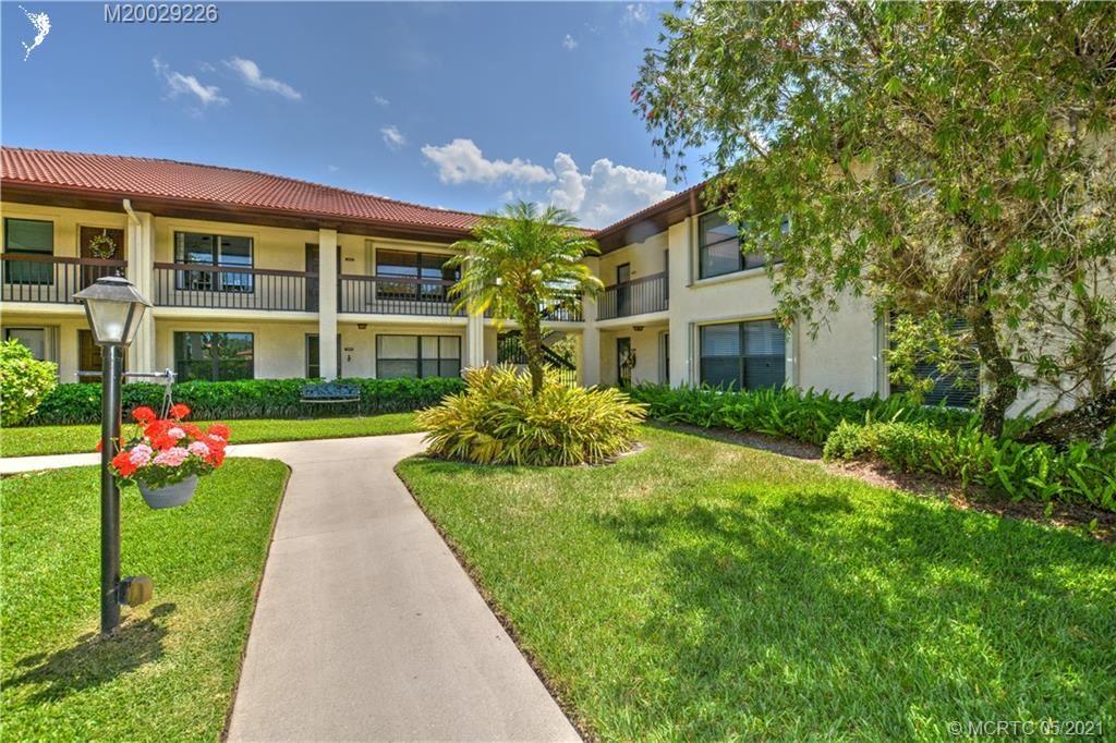 450 SW South River Drive #202, Stuart, FL 34997 - MLS#: M20029226