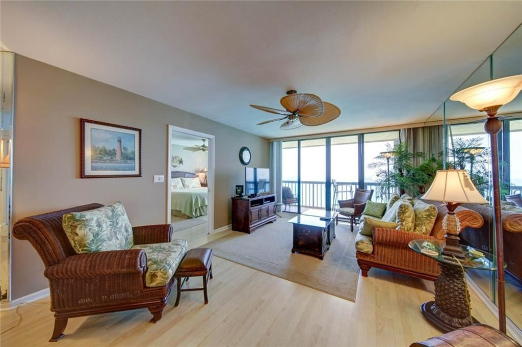 Photo of 9550 S Ocean Drive #PH-4, Jensen Beach, FL 34957 (MLS # M20023227)