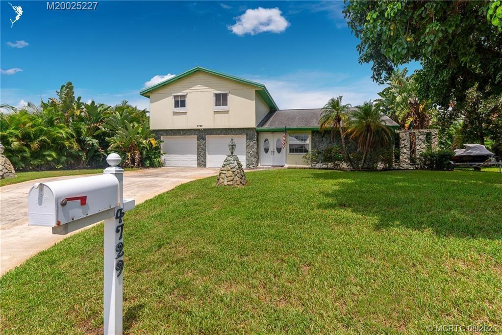 4729 SE Glenridge Trail, Stuart, FL 34997 - #: M20025227