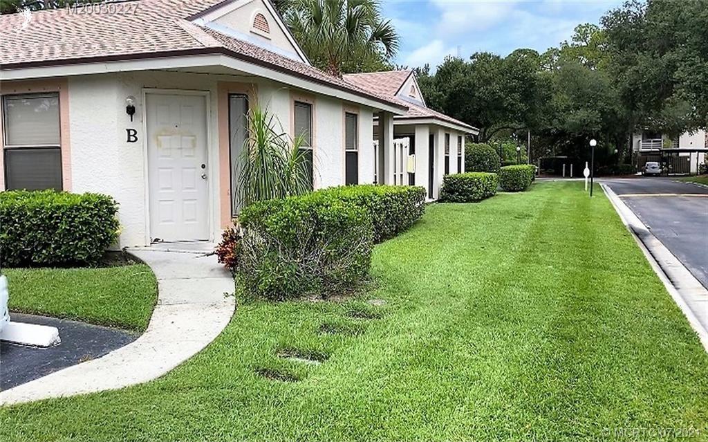 2813 Stoneway Lane #B, Fort Pierce, FL 34982 - #: M20030227