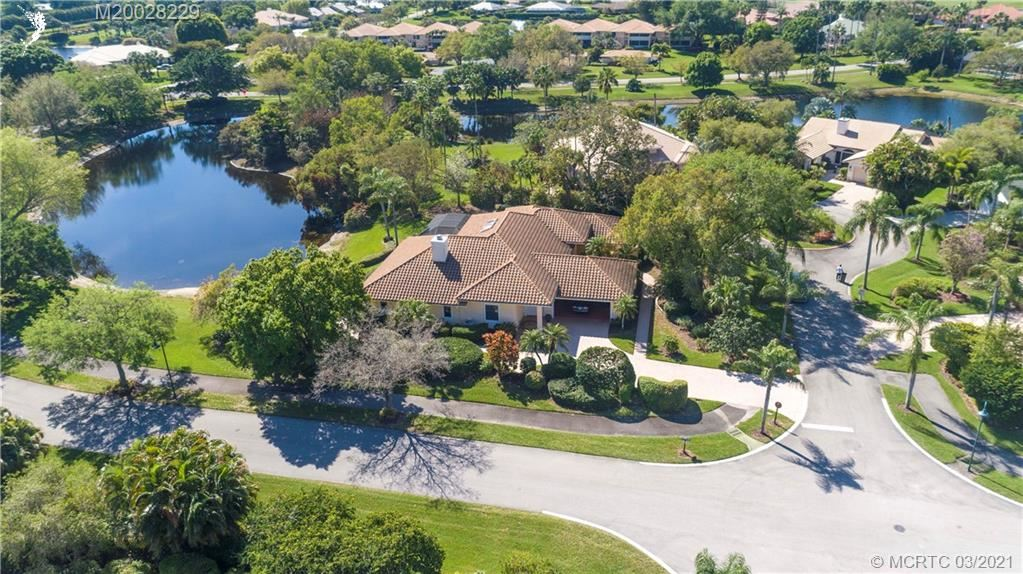 4213 SW Gleneagle Circle, Palm City, FL 34990 - #: M20028229