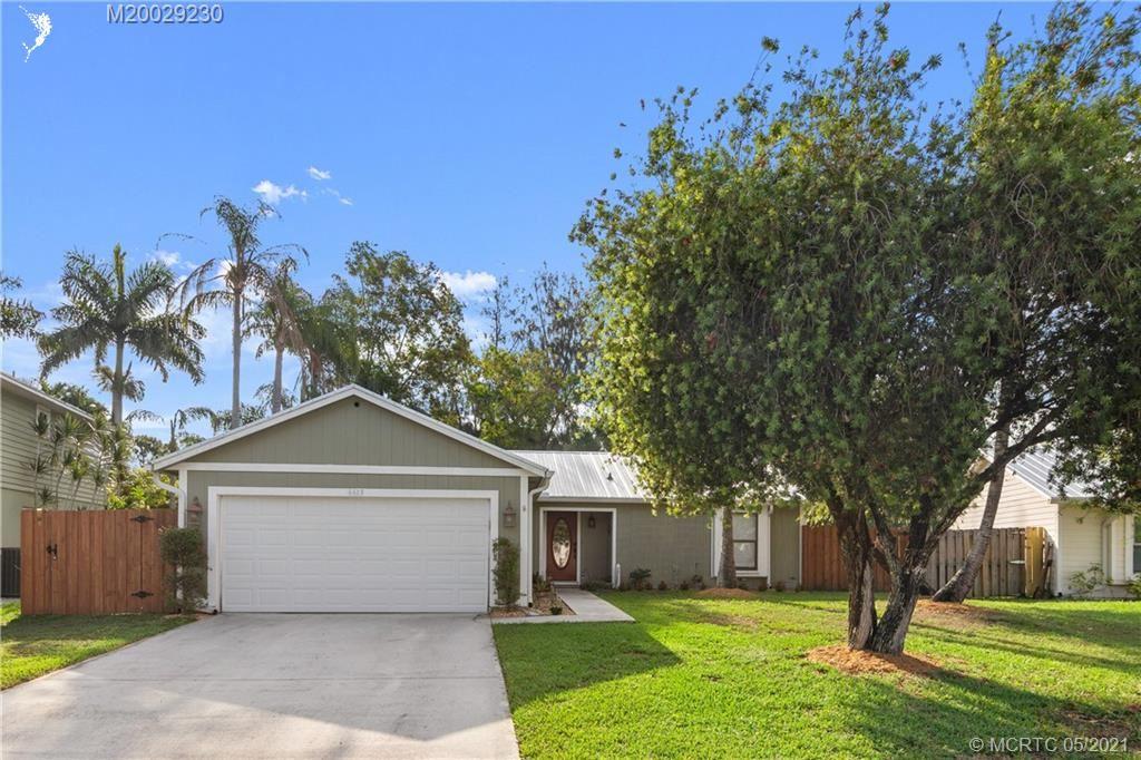 6613 SE Amyris Court, Stuart, FL 34997 - #: M20029230