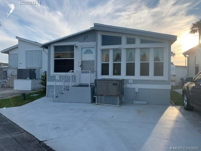 10725 S Ocean Drive #376, Jensen Beach, FL 34957 - MLS#: M20027231