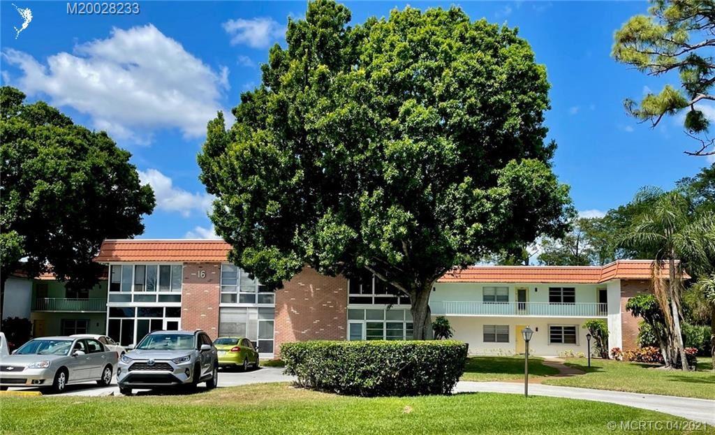 1225 NW 21st Street #1603, Stuart, FL 34994 - MLS#: M20028233