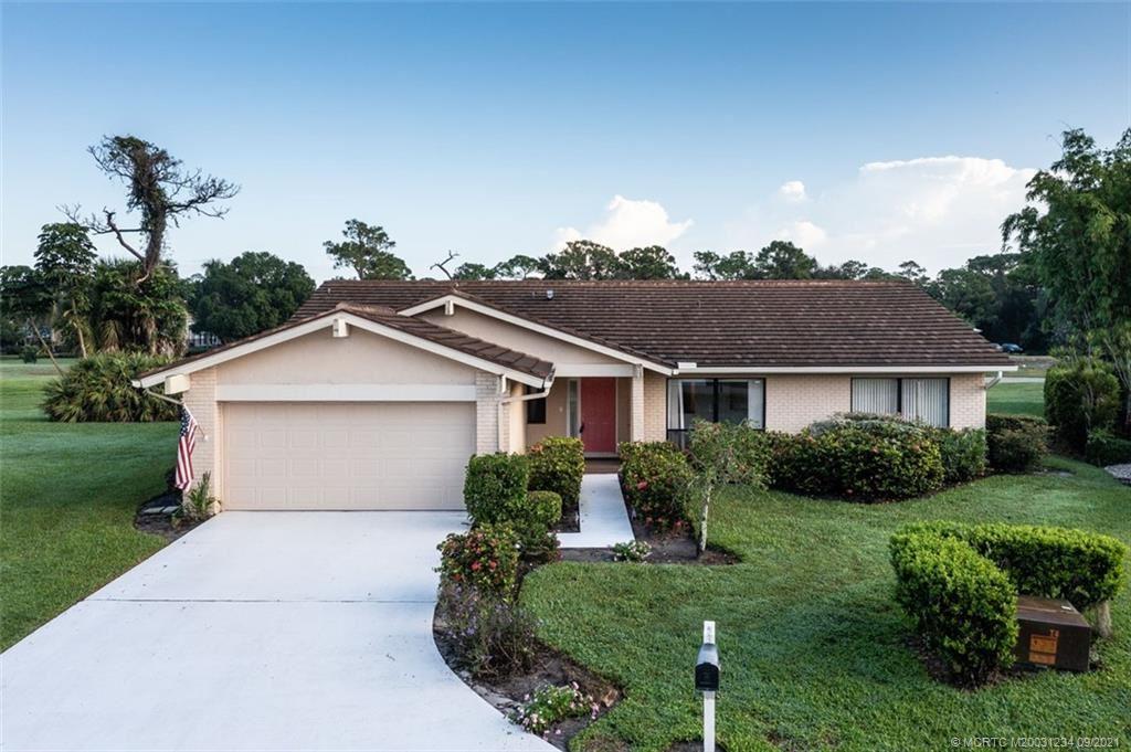1998 SW Heronwood Road, Palm City, FL 34990 - #: M20031234