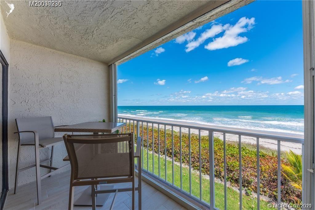 10102 S Ocean Drive #407A, Jensen Beach, FL 34957 - #: M20030235