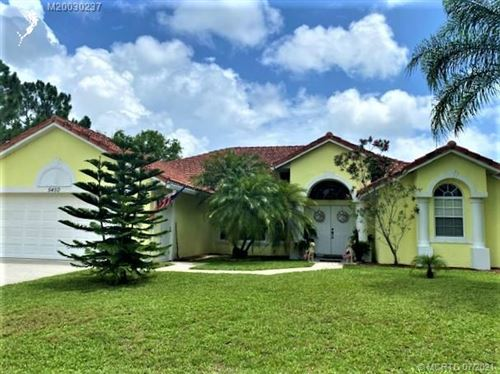 Photo of 5450 NW Dolly Court, Port Saint Lucie, FL 34986 (MLS # M20030237)