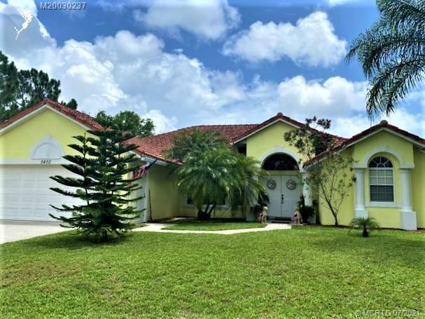 5450 NW Dolly Court, Port Saint Lucie, FL 34986 - #: M20030237