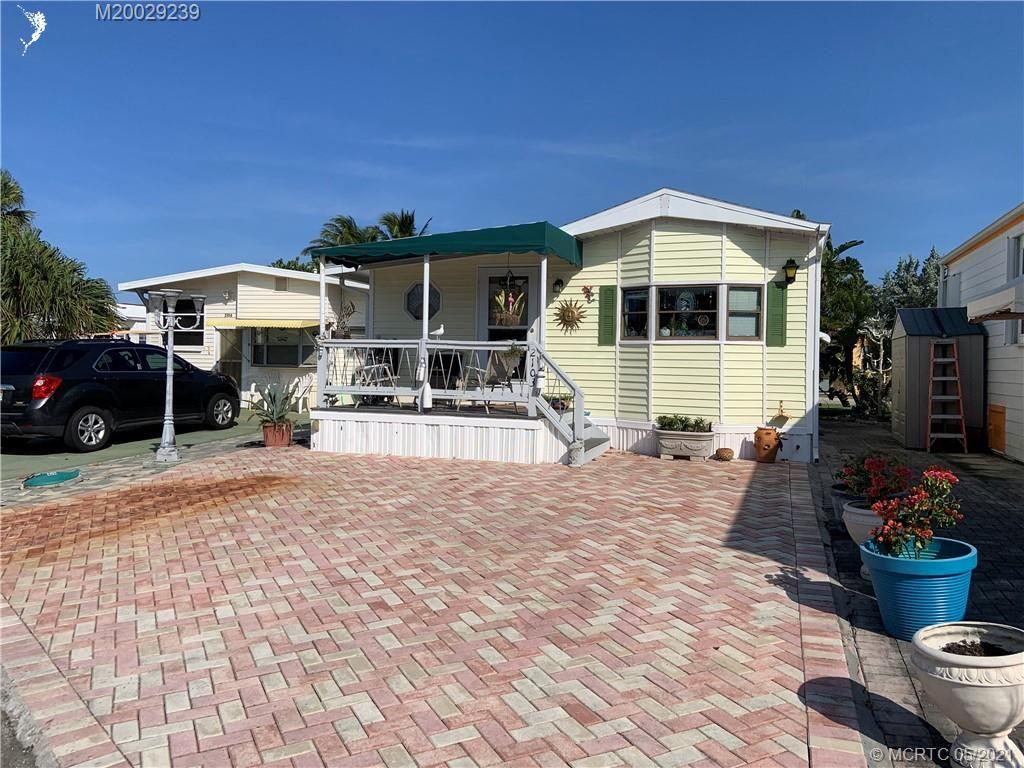 2103 Nettles Boulevard, Jensen Beach, FL 34957 - #: M20029239