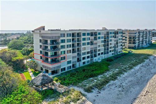 Photo of 10310 S Ocean Drive #310, Jensen Beach, FL 34957 (MLS # M20023240)