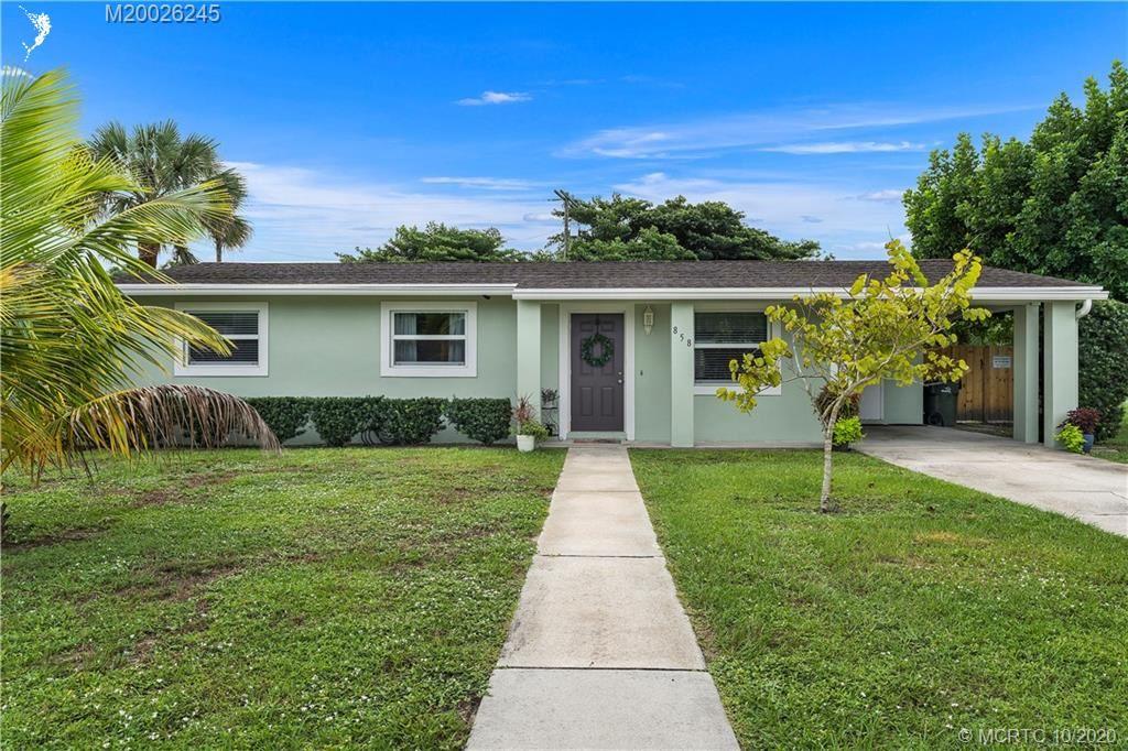 Photo of 858 SE 13th Street, Stuart, FL 34994 (MLS # M20026245)