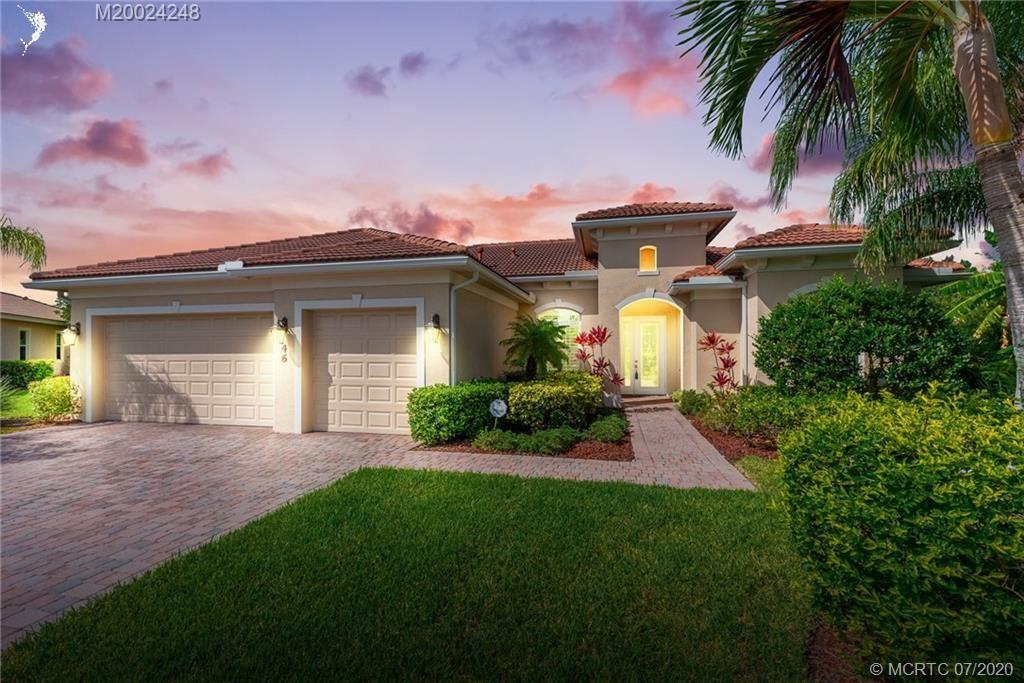 46 SE Ethan Terrace, Stuart, FL 34997 - #: M20024248