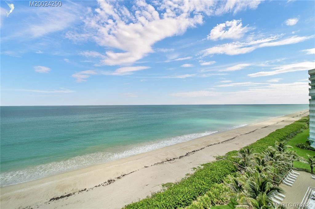 Photo of 8600 S Ocean Drive #806, Jensen Beach, FL 34957 (MLS # M20024250)