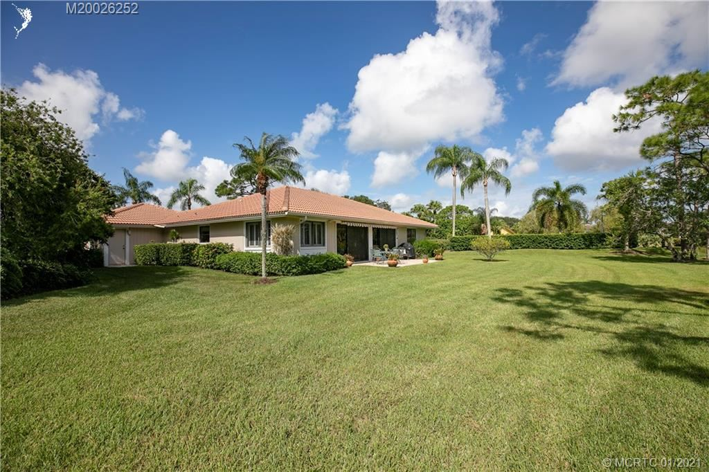 1563 SW Troon Circle, Palm City, FL 34990 - MLS#: M20026252