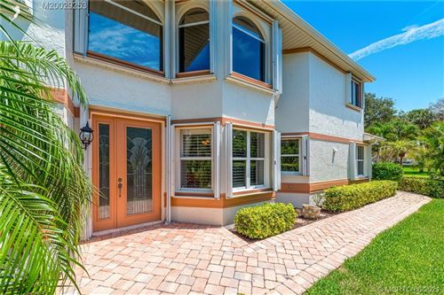 Photo of 167 Pepper Lane, Jensen Beach, FL 34957 (MLS # M20029253)
