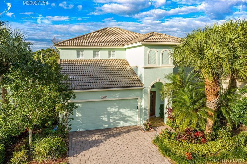 887 NW Mossy Oak Way, Jensen Beach, FL 34957 - MLS#: M20027254