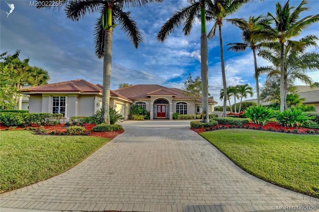 3121 SE Doubleton Drive, Stuart, FL 34997 - #: M20022255