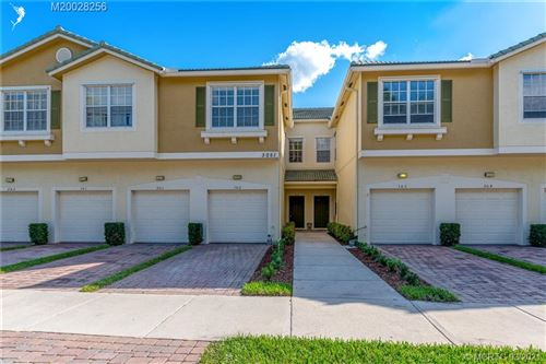 Photo of 3051 SE Lexington Lakes Drive #102, Stuart, FL 34994 (MLS # M20028256)