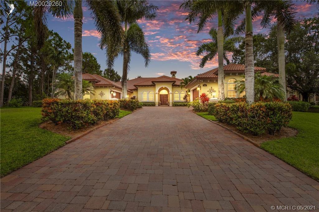 Photo of 824 SW Squires Johns Lane, Palm City, FL 34990 (MLS # M20029260)