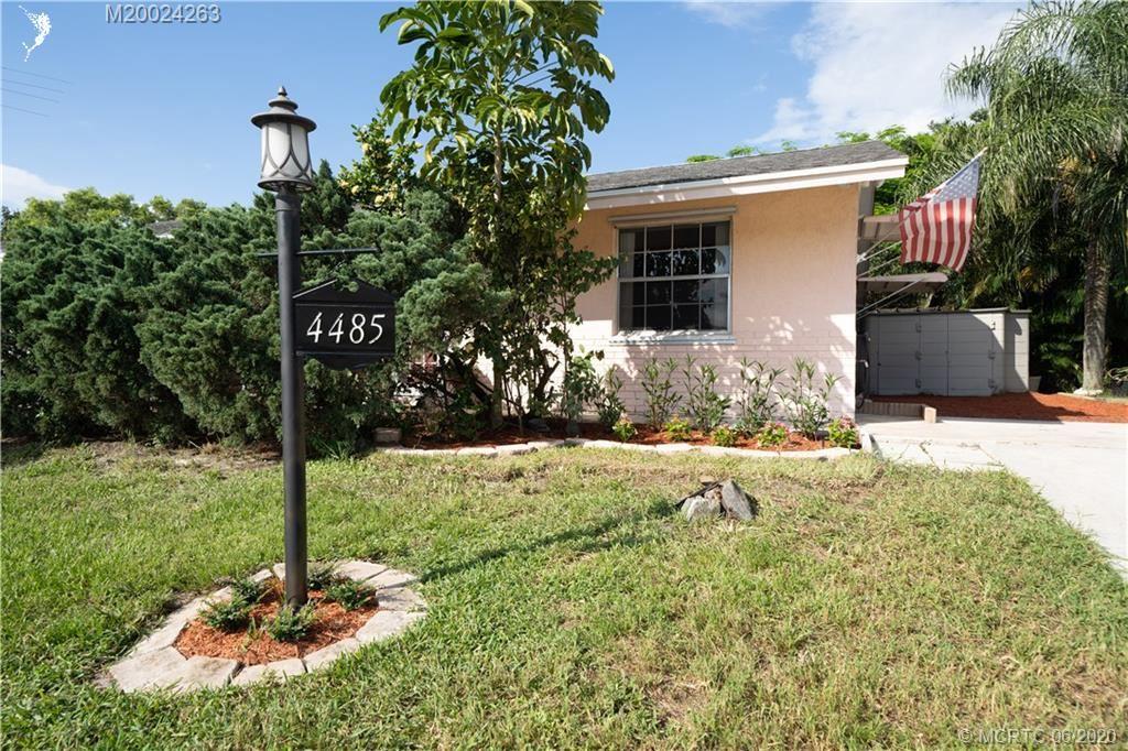 4485 SE Beaver Lane, Stuart, FL 34997 - #: M20024263