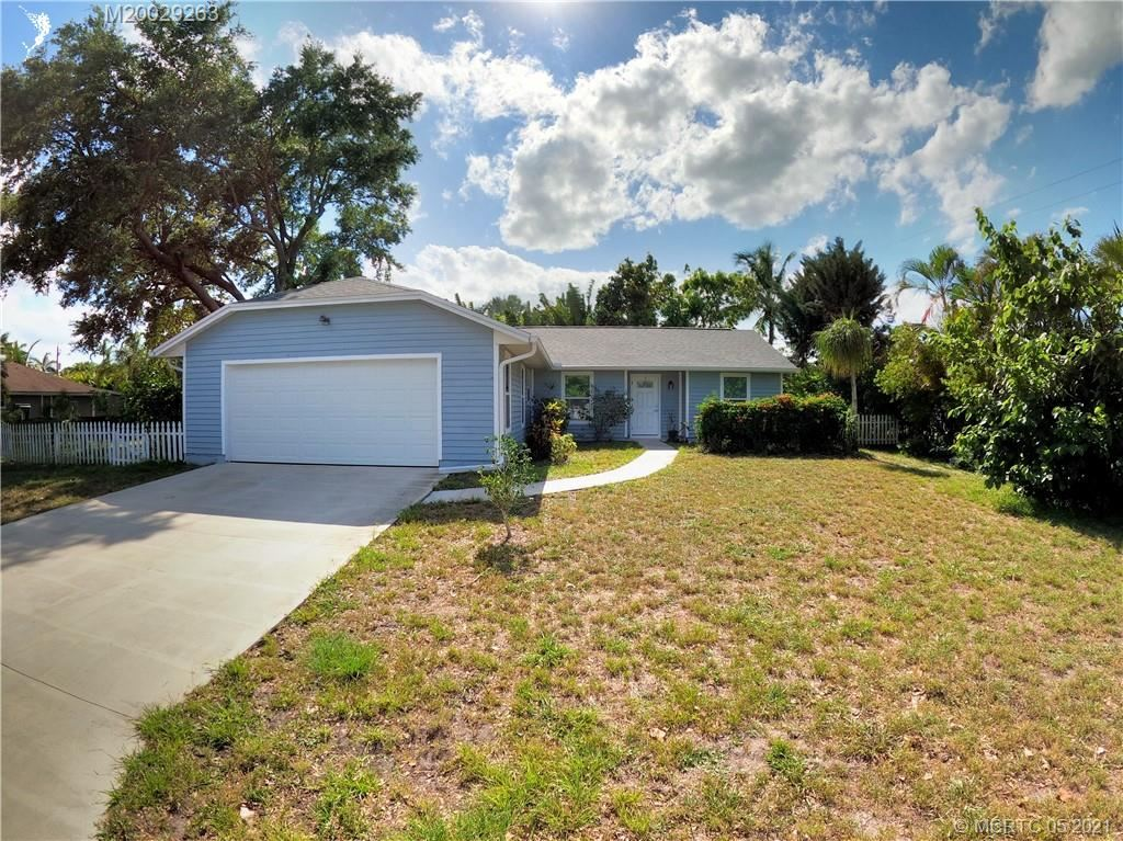 1365 SW Vizcaya Circle, Palm City, FL 34990 - #: M20029263