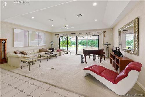 Photo of 10475 SW Green Ridge Lane, Palm City, FL 34990 (MLS # M20029266)