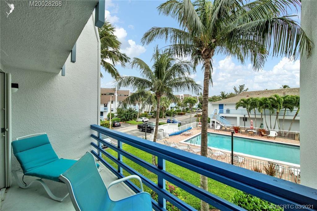 11000 S Ocean Drive #6-H, Jensen Beach, FL 34957 - #: M20028268