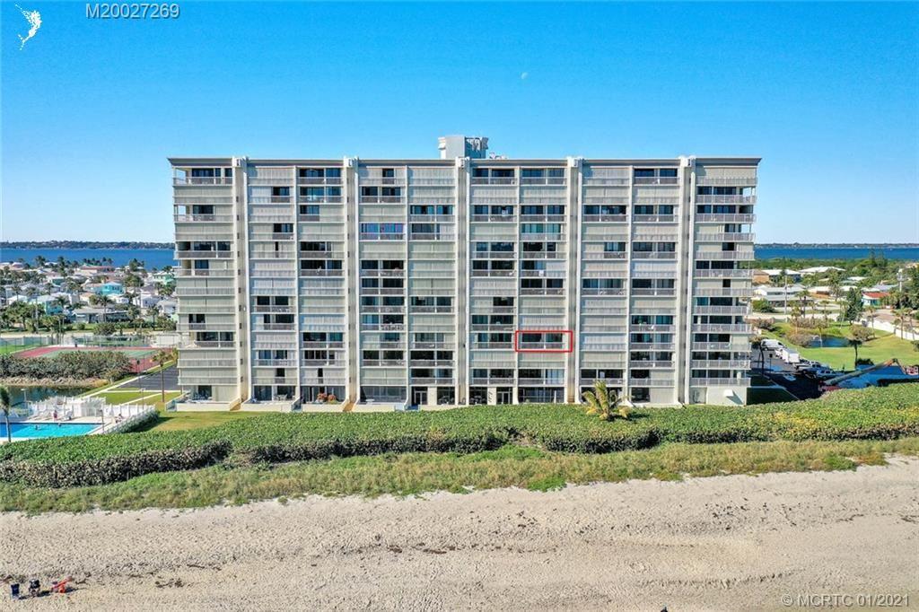 10600 S Ocean Drive #304, Jensen Beach, FL 34957 - #: M20027269