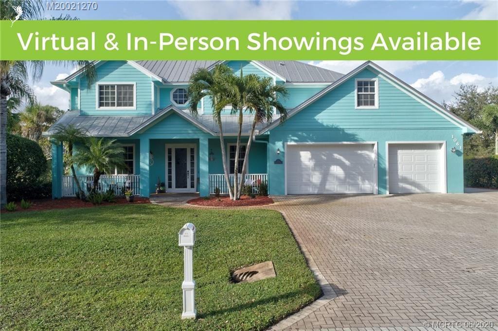 1061 SW Gardens Boulevard, Palm City, FL 34990 - #: M20021270