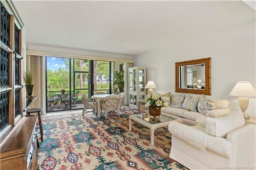 Photo of 2510 NW Seagrass Drive #5B, Palm City, FL 34990 (MLS # M20029272)