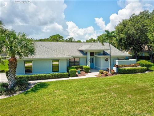 Photo of 196 NE Blueberry Terrace, Jensen Beach, FL 34957 (MLS # M20030275)
