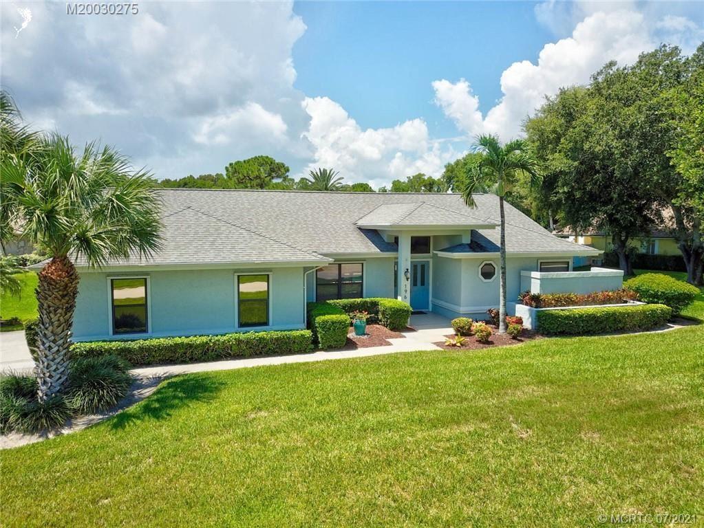 196 NE Blueberry Terrace, Jensen Beach, FL 34957 - #: M20030275
