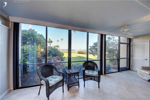 Photo of 3432 NE Causeway Boulevard #103, Jensen Beach, FL 34957 (MLS # M20030276)