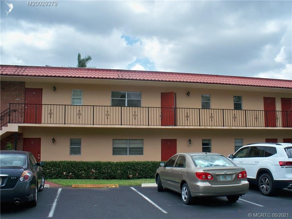 1907 SW Palm City Road #4 G, Stuart, FL 34994 - #: M20029279