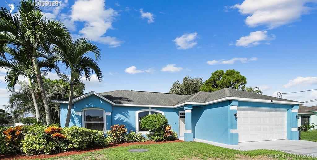 2255 SE Heathwood Circle, Port Saint Lucie, FL 34952 - MLS#: M20030281
