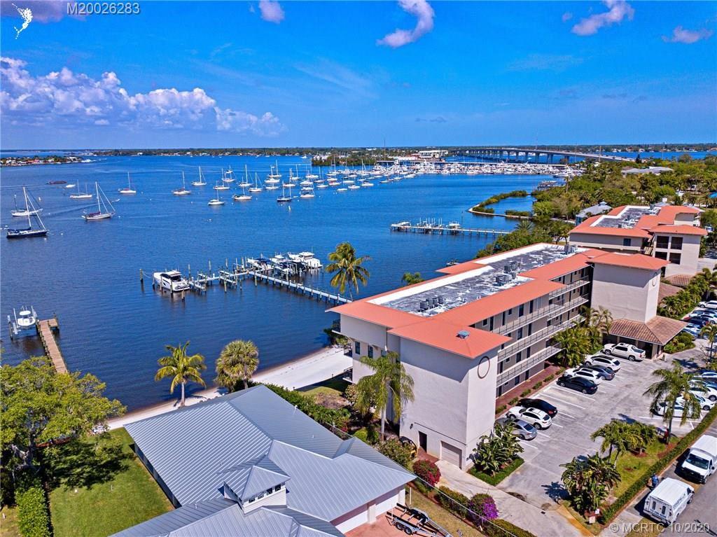 Photo of 624 SW Saint Lucie Crescent #407, Stuart, FL 34994 (MLS # M20026283)