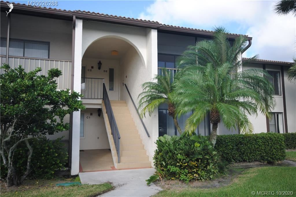 1485 SW Silver Pine Way #107-D2, Palm City, FL 34990 - #: M20026288