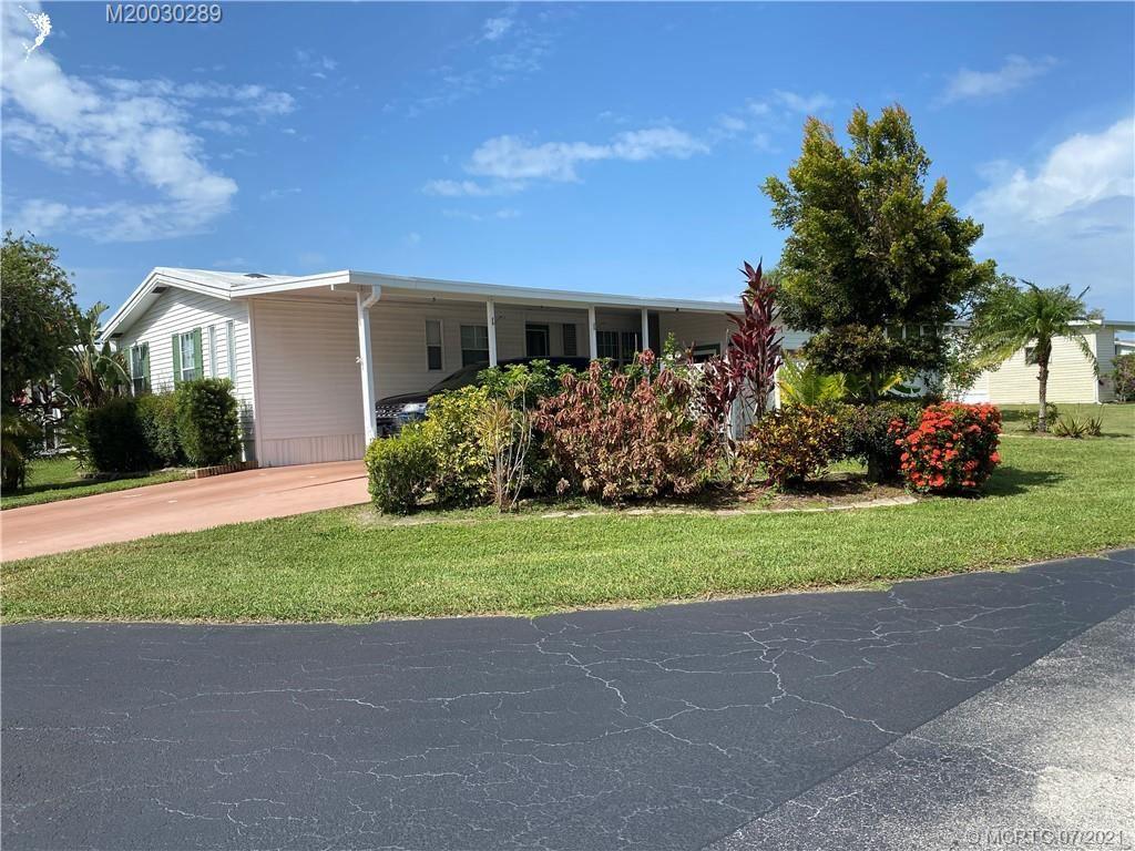 7171 SE Sweetwood Terrace, Stuart, FL 34997 - MLS#: M20030289