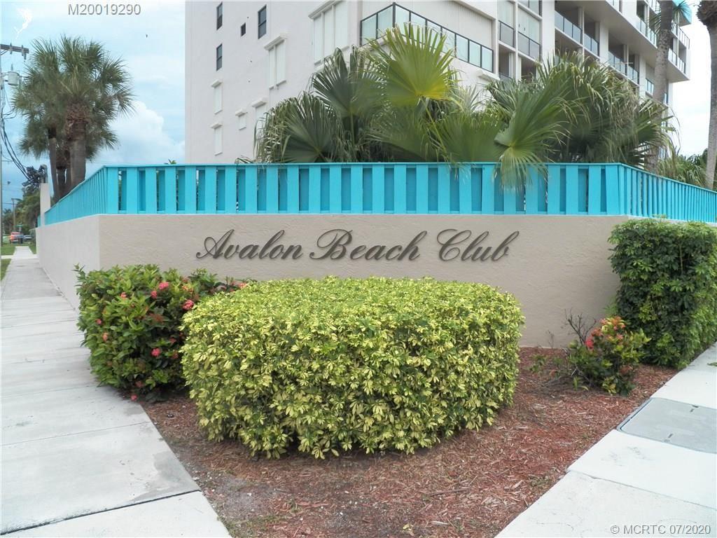 355 S Ocean Drive #T-106, Fort Pierce, FL 34949 - #: M20019290