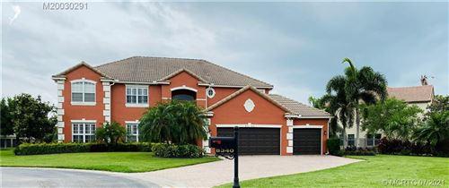 Photo of 8340 SW Sundance Circle, Stuart, FL 34997 (MLS # M20030291)