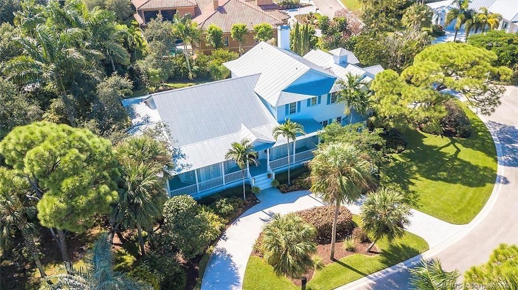 3 Oak Hill Way, Stuart, FL 34996 - #: M20031293