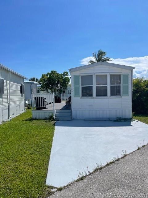 769 Nettles Boulevard, Jensen Beach, FL 34957 - #: M20031294